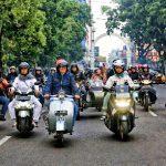 Komunitas Bikers Telah Mendukung Program Kerja Pemerintah Kota Bandung