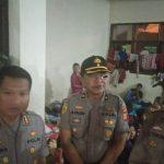 Kabid Humas Polda Jabar, Kapolrestabes Bandung Polda Jabar Kunjungi Pengungsian Korban Banjir Di INKANAS Baleendah Kab. Bandung