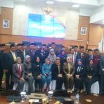 Pengambilan Sumpah Jabatan Pimpinan DPRD Kota Cimahi