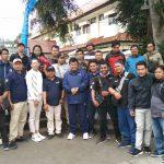Ikatan Jurnalis Televisi Indonesia (IJTI) Mengisi Hari Pers Nasional (HPN) Menggelar Aksi Gerakan Pungut Sampah di Kawasan Lembang