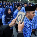 Oded M. Danial Pimpin 781 CASN Diambil Sumpah dan Janji ASN Kota Bandung